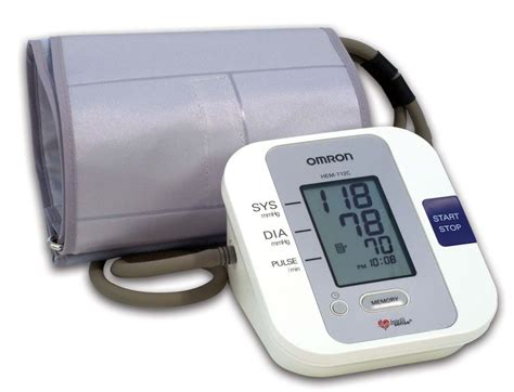 Omron Auto Blood Pressure Monitor by Omron Healthcare Monitor Blood Pressure Auto Inflation