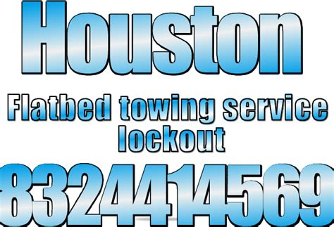 affordable light companies houston flatbed towing houston lockout toolbox forklift