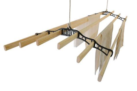 Ceiling Mounted Clothes Drying Rack by Pin By Mcmeekin Carrier On Useful