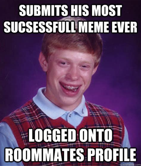 Gay Roommate Meme - bad roommate meme memes