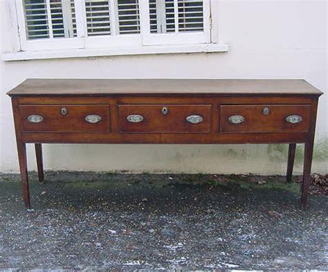 Dresser Base by 18th Century Oak Dresser Base Tables Cupboards Dressers