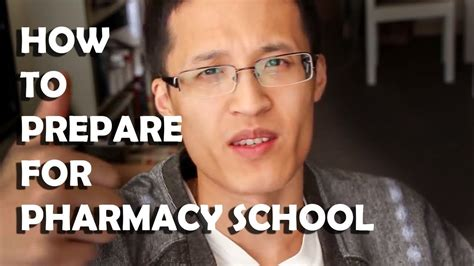 How To Prepare To Be A Pharmacist by How To Prepare For Pharmacy School