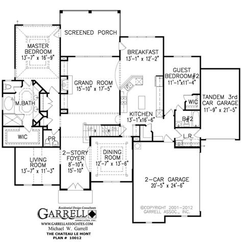 french chateau floor plans layout chateau le mont house plan 10012 1st floor plan