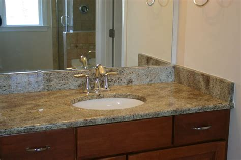 bathroom vanity top replacement how to install bathroom countertop on vanity image