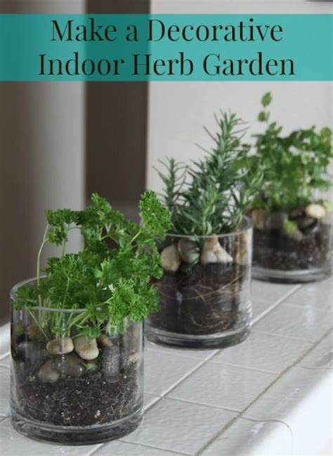 how to make an indoor herb garden how to create a functional and decorative indoor herb