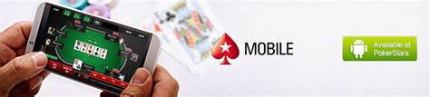 pokerstars mobile android pokerstars on android real money app