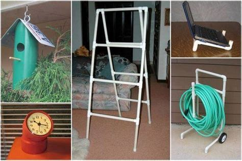 pvc crafts projects easy pvc pipe projects anyone can make recycled things