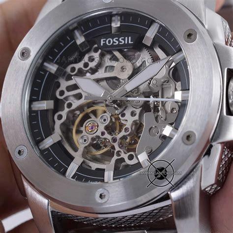 Harga Jam Tangan Merk Fossil Automatic harga sarap jam tangan fossil modern machine rantai me