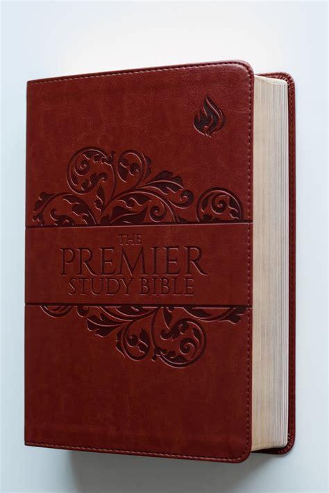 The Premier Study Bible