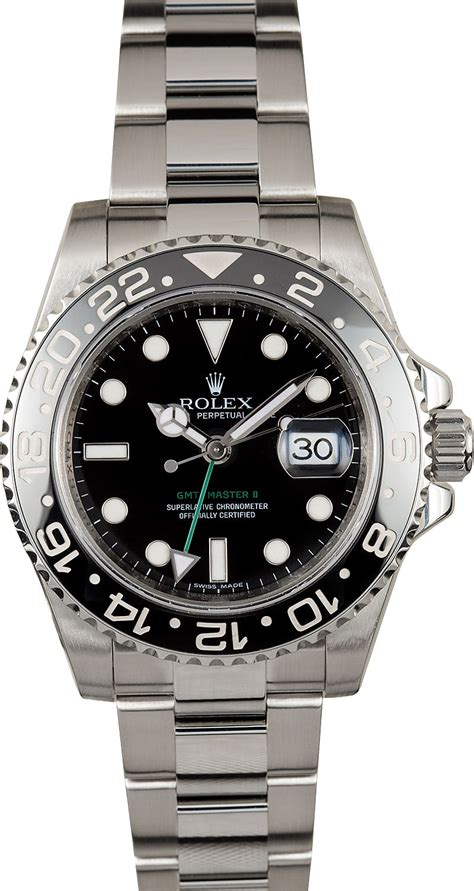 Rolex Gmt Master Ii As mens rolex gmt master ii 116710 master ii stainless