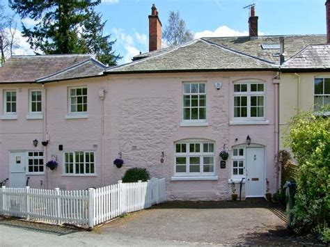 east cottage church stretton self catering holiday