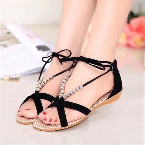 New Best Seller Sepatu Sandal Wanita Wedges Heels Flatshoes Boot Sn aliexpress buy shoes 2017 new arrivals fashion sandals wedges sandals beading
