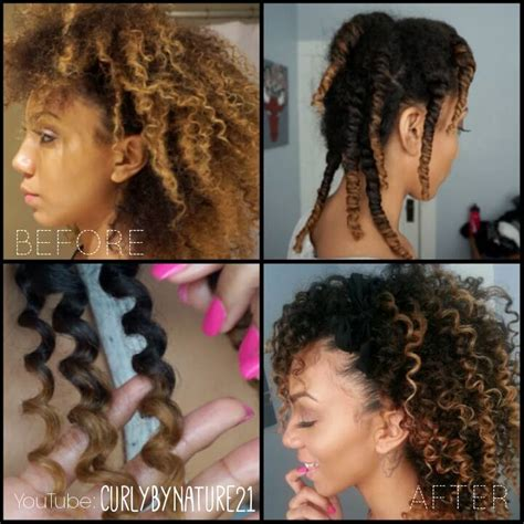 step bu step coil hairstyles step by step hairstyles for natural hair