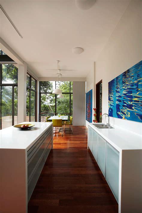 what is modern design modern hillside home in janda baik malaysia