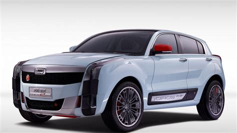 qoros car wallpaper hd wallpaper qoros 2 suv phev concept auto shanghai 2015