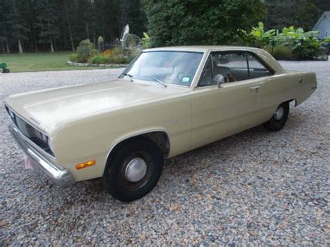 swinging plymouth sell used 1972 dodge dart swinger plymouth valiant duster