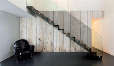 Vliestapete Flur Ideen by Tapete In Holzoptik 24 Effektvolle Wandgestaltungsideen