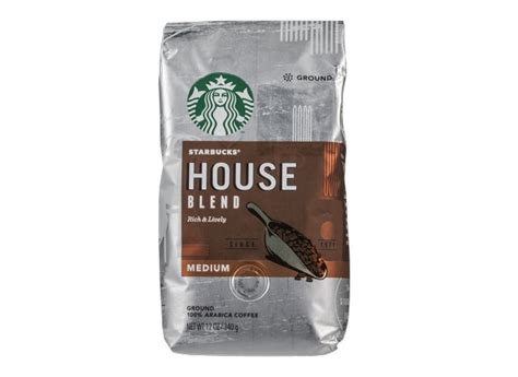 starbucks house blend starbucks house blend ground coffee reviews consumer reports