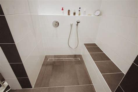 bodengleiche dusche ideen dusche fliesen marauders info