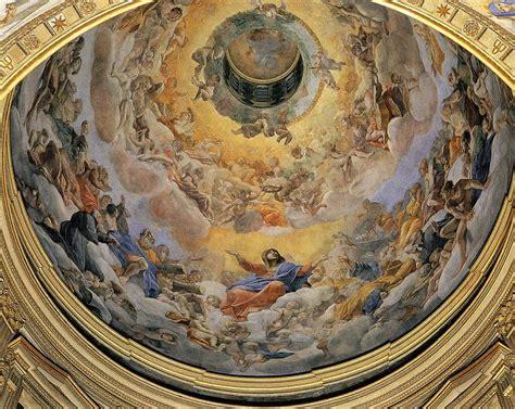 cupola roma cupola di sant andrea della valle a roma atto di nascita