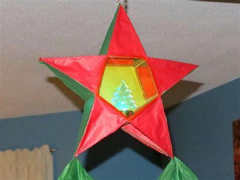 How To Make A Paper Parol - inventorartist 187 philippines parol lantern kits