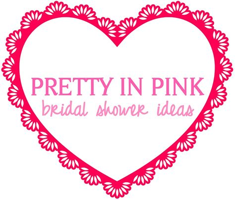 pretty in pink bridal shower favors pretty in pink bridal shower ideas a 25 target gc
