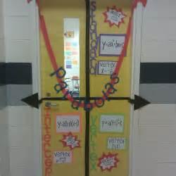 Math Classroom Decorations by Best 25 Math Door Decorations Ideas On Math