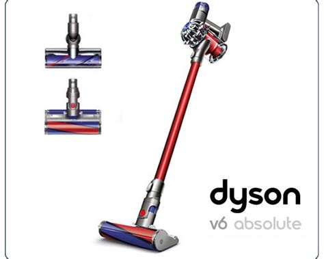 Absolute Vacuum Review Dyson V6 Absolute Stick Vacuum Made 4 Baby
