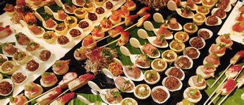 finger food fingerfood feinbeisser catering