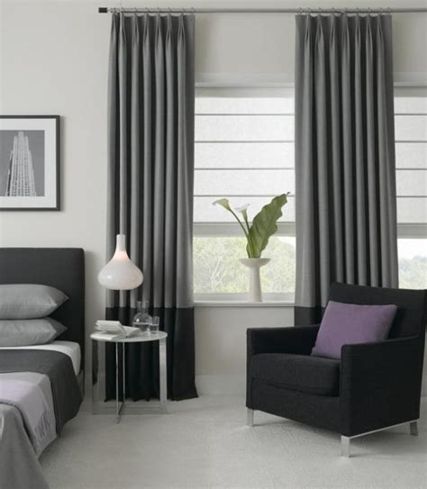 Contemporary Window Curtains Contemporary Window Treatments Window Treats Drapery Pinterest Contemporary Window