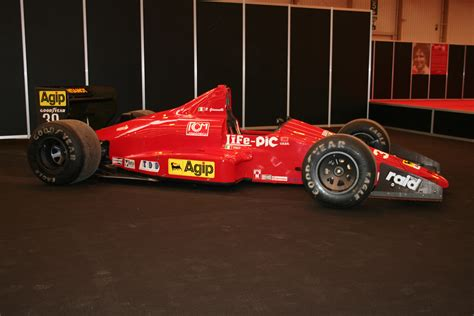 Aufkleber J Germeister Racing Team by L190 The Worst F1 Car To Run At Goodwood F1