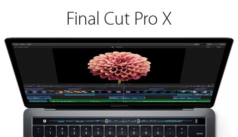 final cut pro cannot save changes to the library final cut pro x for mac gets redesigned ui 2016 macbook