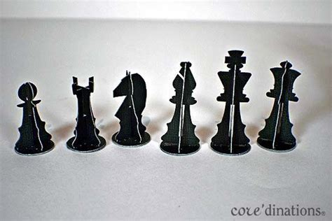 How To Make A Paper Chess Set - 499 best images about papercraft on spaceships