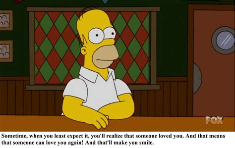 Homer Simpson Love Quotes by Homer Simpson Quotes About Love