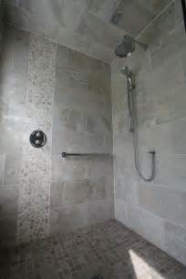river rock shower detail bathrooms pinterest grey 21 river rock bathroom designs decorating ideas design