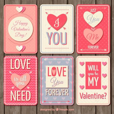 Beautify Your Beau For Valentines Day Styledash by Valentines Day Cards In Retro Style Vector Free