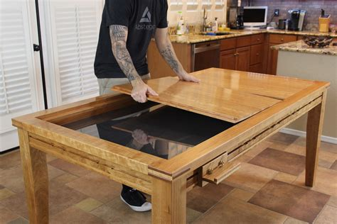 Gaming Dining Table ? The Wood Whisperer Guild
