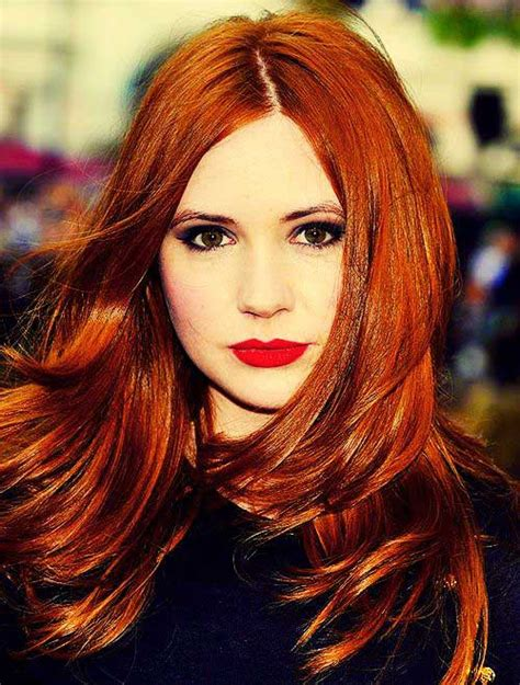 hairstyles red hair round face 20 layered hairstyles for round faces hairstyles