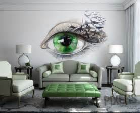 phantasmagories wall murals by pixers alldaychic green forest nature landscape wall paper wall print decal