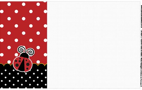 free printable ladybug bookmarks ladybug party free party printables oh my quinceaneras
