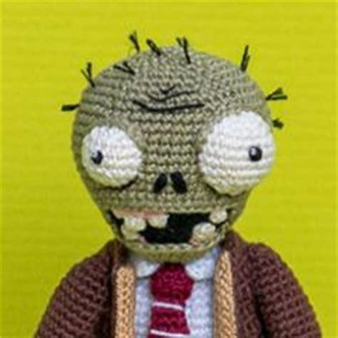 amigurumi zombie pattern zombie plants vs zombies amigurumi pattern