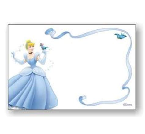 cinderella birthday card template cinderella template new calendar template site