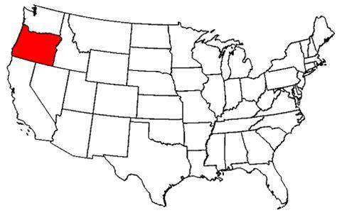 oregon state location map oregon maps map of oregon
