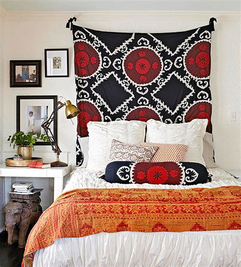boho chic headboards boho chic a bold organic take on vintage living bhg