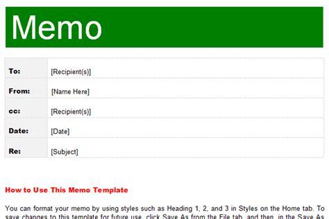 Interoffice Memo template (For Word)   Dotxes