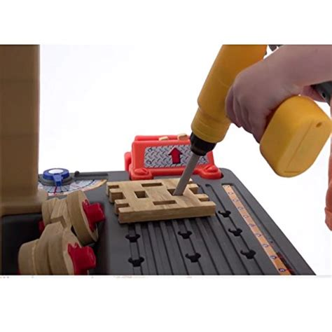 step2 real projects workshop and tool bench step2 real projects toy workshop with tools buy online