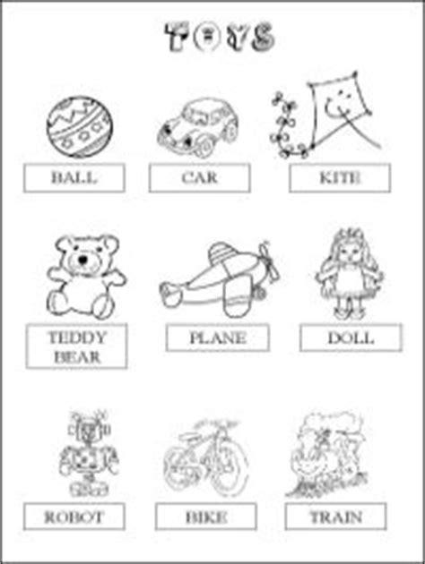 imagenes de juguetes en ingles para niños ingl 201 s en el aula unit toys