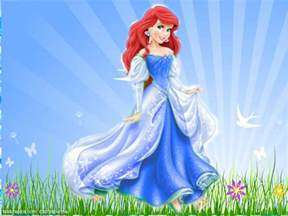 disney princess ariel new look disney princess fan