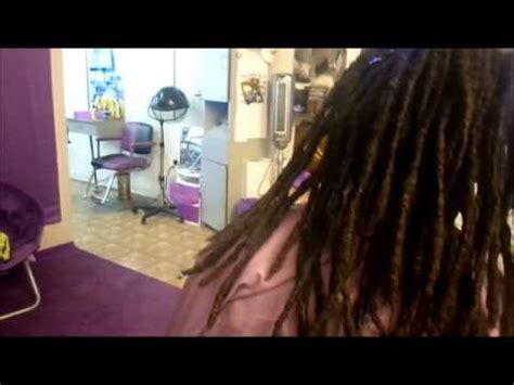 how to reattach dreadlocks reattach my natural dreadlocks youtube
