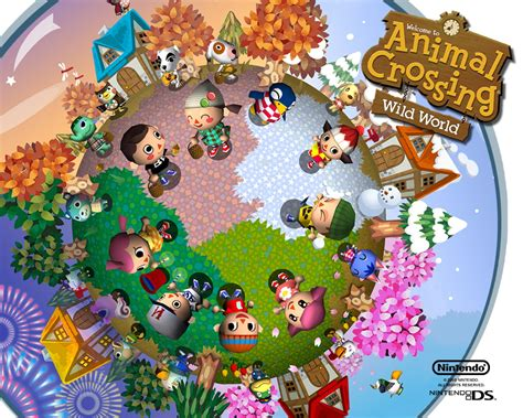 classic wallpaper animal crossing feature celebrating 10 years of animal crossing